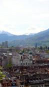 View of Jesuitenkirche.