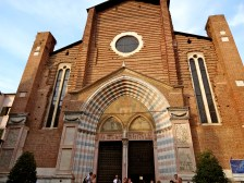 Saint Anastasia Church.