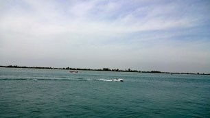 On Our Way to Burano.