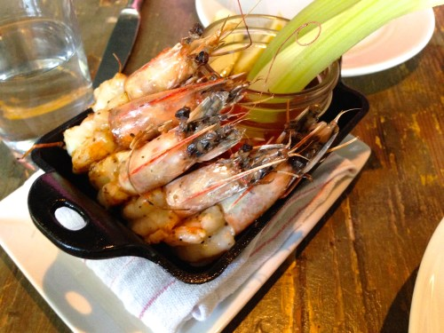 Head On Whole Shrimp