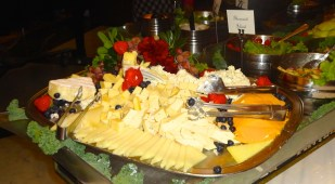 Cheese Plate.