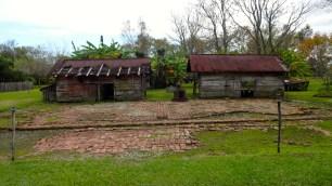 The Former Kitchen.