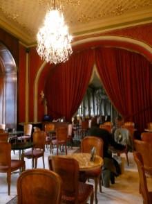 Café Gerbeaud.