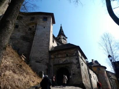 Orava Castle.