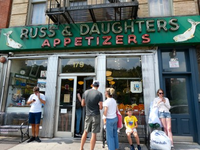 Russ & Daughters.