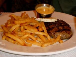 Steak Frites.