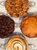 Fruit Pies and Passionfruit Bayleaf Meringue Pie.