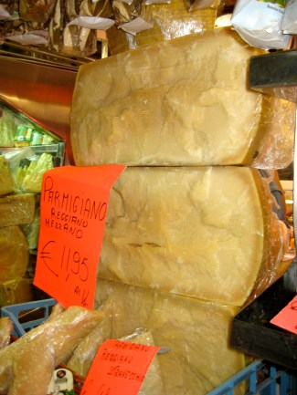 Parmigiano Reggiano, the King of all Cheeses!