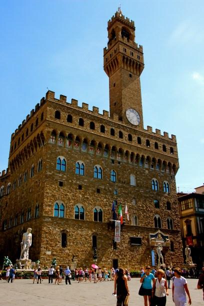 Piazza Signoria.