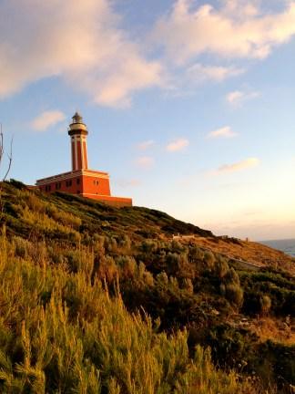 Punta Carena Lighthouse.