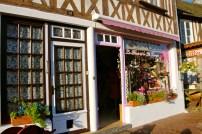 Beuvron-en-Auge, Small Town in Normandy.
