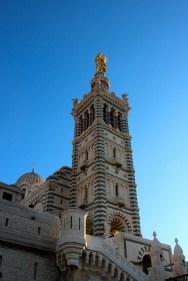 Cathedral of Notre Dame de la Garde.