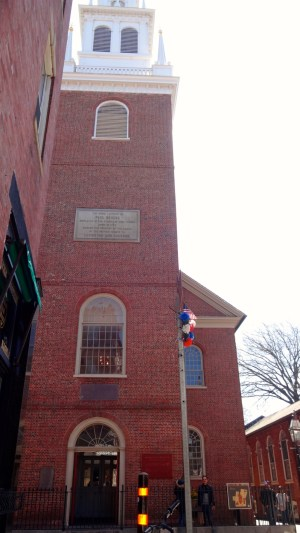 Old North Church.