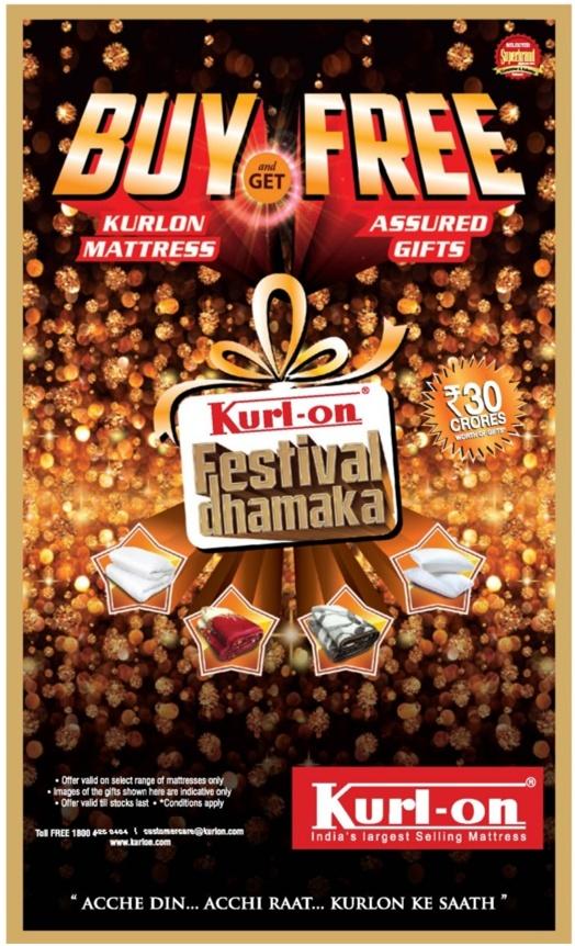 Kurl On Festival Dhamaka