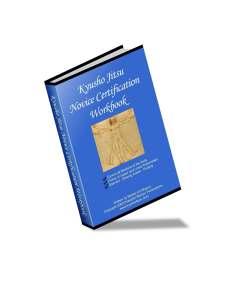 Novice Kyusho Jitsu Workbooks