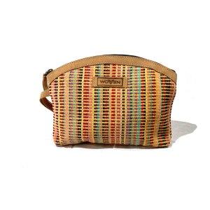 拉鏈袋 - Makeup Bag Pouch with Zipper (Handmade in Nepal)