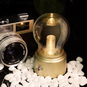 復古燈泡LED (金) / USB充電