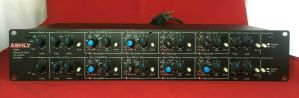 Ashly PQ26 Stereo Six Band Parametric Equalizer