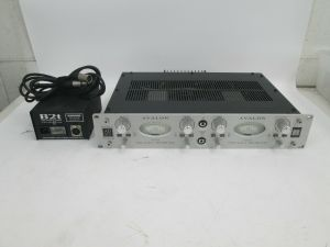 Avalon AD2022 AD 2022 Dual Channel Microphone Preamp