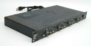 BSS FDS-360 FDS360 Frequency Dividing Systems w/ Limiters Electronic Crossover