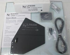 EV ELECTRO VOICE LPA500 450-900 mhz UHF ANTENNA