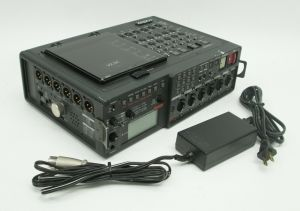 Fostex PD-6 Professional Portable DVD Location Recorder w/ Power Supply – WORKS!