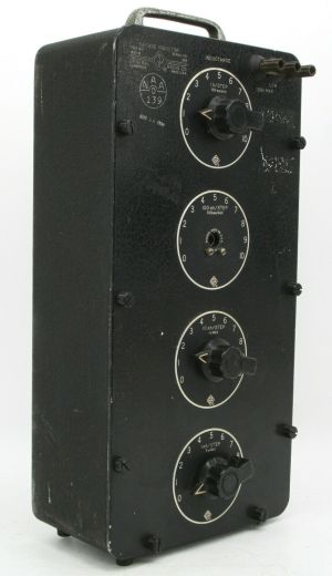 General Radio 1490-B Decade Inductor