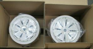 """PAIR of JBL Control 45C/T Two-Way 5.25"""" Coaxial Ceiling Loudspeaker Speakers"""