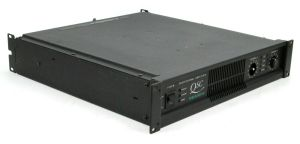 QSC PowerLight 1.8 2-Channel Professional Power Amplifier 400W/CH @ 8 ohms PL1.8