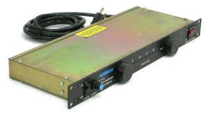 Rack Mount Furman PL-PLUS 8-Port Outlet Power Conditioner + Light Module