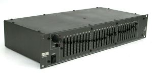 Rack Mount Rane GE27 Graphic Equalizer GE-27 #226