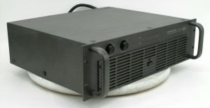 Rackmount DYNACORD L2400 Power Amplifier 1200-W/CH @ 4-OHMS Amp #371