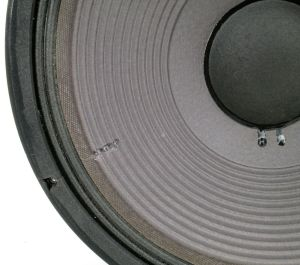 "Single – Vintage JBL 2225-H 15"" Woofer 15-inch Speaker 8-OHM"