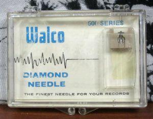 Walco W-592STD Diamond Needle Turntable Stylus For Audio Dynamics 220X Cartridge