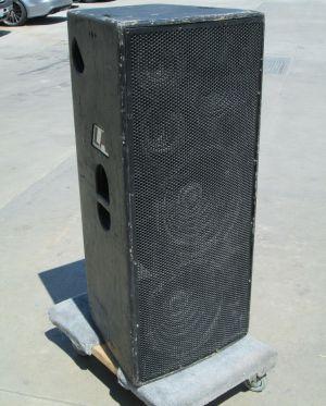 SINGLE – EAW LA325 3-Way Full-Range Loudspeaker Speaker