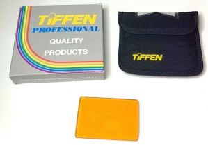 TIFFEN 2×3 Coral 7 Glass Square Camera Filter