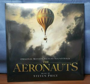 The AERONAUTS Original Motion Picture SOUNDTRACK Vinyl Album 2-Record LP