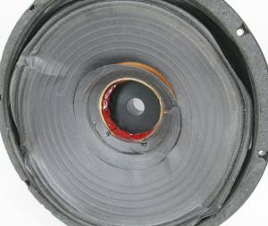 """1x Eminence 67-0303A / EAW LC-1528 804081 15"""" inch Woofer 8-ohm Speaker"""