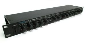 Alesis 3630 RMS/PEAK Dual Channel Compressor / Limiter with Gate no PSU