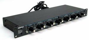 Ashly PQX571 7-Band Parametric Equalizer PQX-571