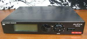 Audix RAD 360 True Diversity Receiver 782-806 MHz
