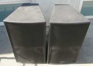 COMMUNITY I-BOX IHP-35 IHP-3594 FULL RANGE SPEAKERS