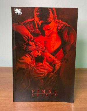 DC's Final Crisis Paperback Comic Book by Grant Morrison, J.G. Jones,Doug Mahnke