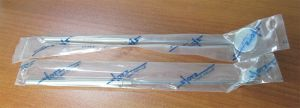 Lot of 2 Storz Laryngeal Mirror Size 1 16mm 4 24mm Surgical Dental Instrument