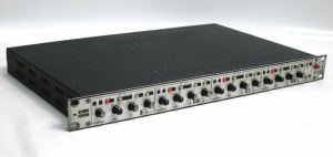 Rack Mountable Klark Teknik DN514 4-Channel Quad Auto Noise Gate DN-514 #3643