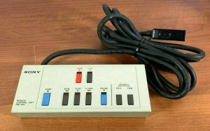 SONY RM-500 Remote Control Unit For Umatic Recorder