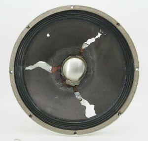 "Vintage ALTEC LANSING 421 A DIA-CONE 15"" Bass Musical Instrument Speaker BASKET"