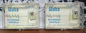 2 Walco W-570STD Diamond Needle Turntable Stylus Panasonic EPC-42STAB2D