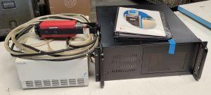 Alpha Innotech Fa-1000 Emission Photometrics Lcu1 Liquid Cooler & Camera