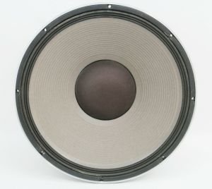 "SINGLE JBL 2241H 18"" inch Low Freq LF Transducer 8 Ohm Woofer Speaker 600W #1327"